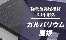 30年耐久ガルバリウム屋根