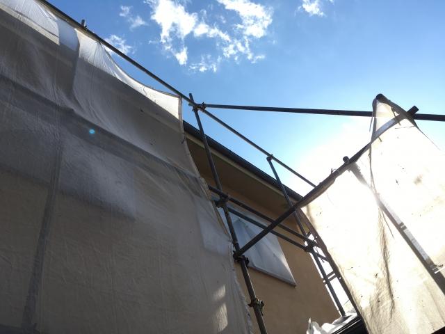 千曲市外壁塗装の価格の坪単価