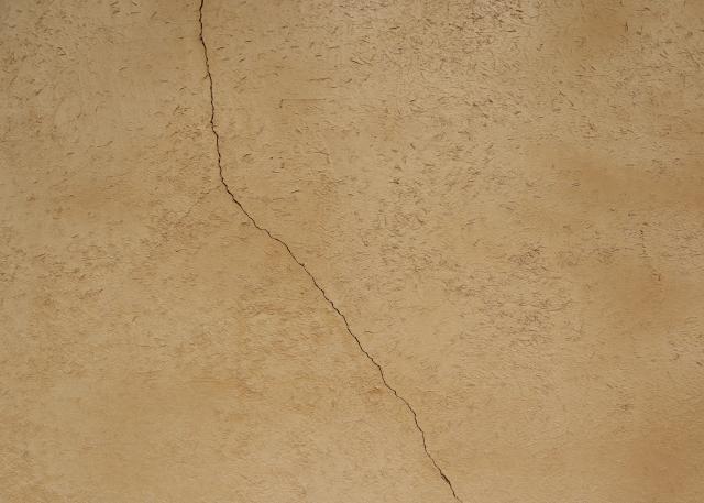 長野市外壁ひび割れ補修