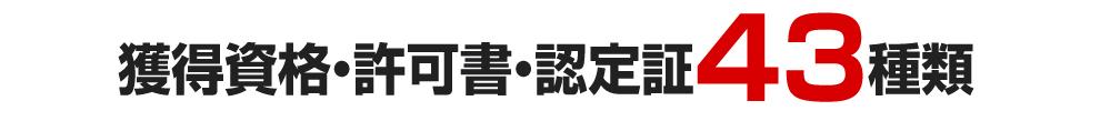 長野市塗装に関する資格