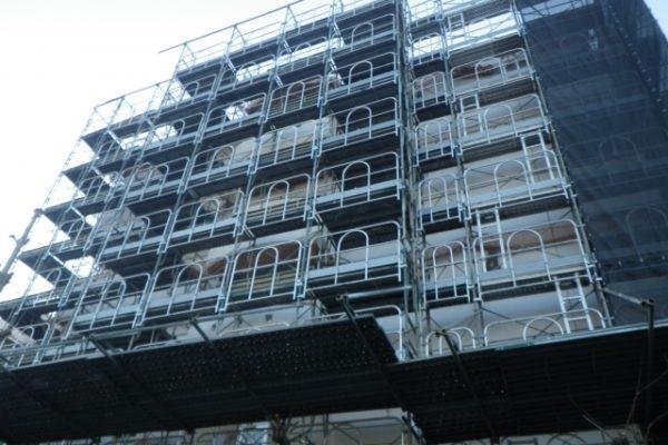 長野市マンション外壁躯体改修工事